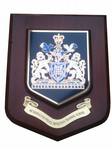 Metropolitan Police Force Detective Training School  Wall Plaque